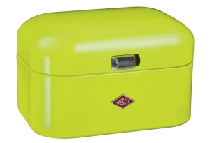 "WESCO Breadbox ""Single grandy"", limonengrün"